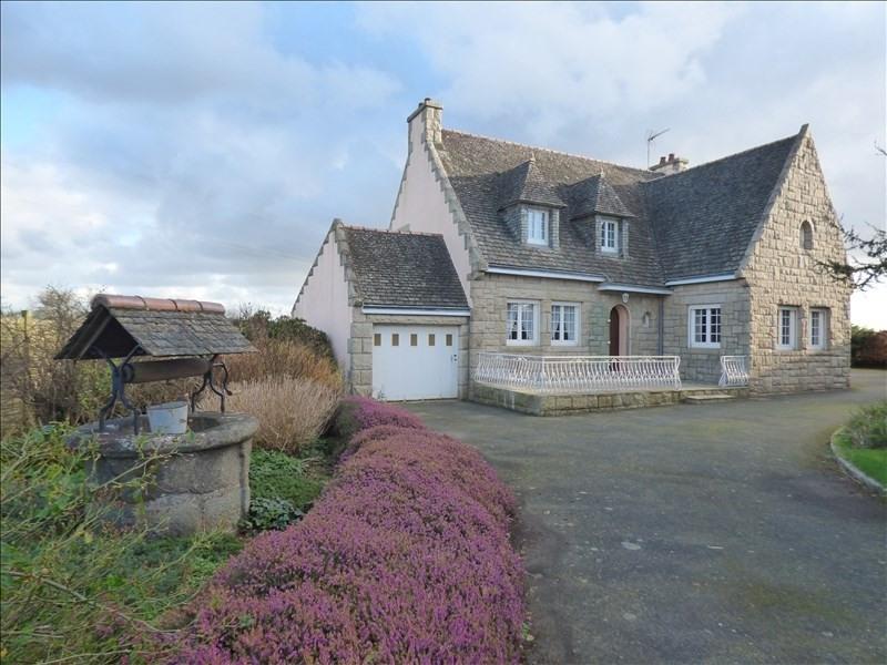 Sale house / villa Langoat 220500€ - Picture 1