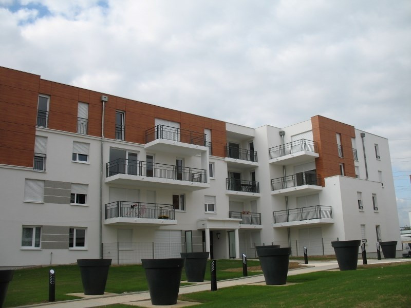 Rental apartment Eckbolsheim 765€ CC - Picture 1