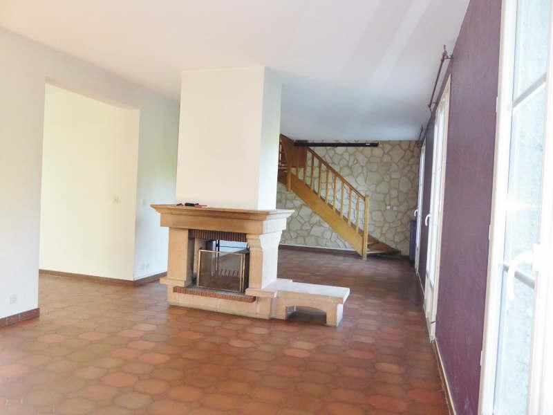 Sale house / villa Plailly 376200€ - Picture 2
