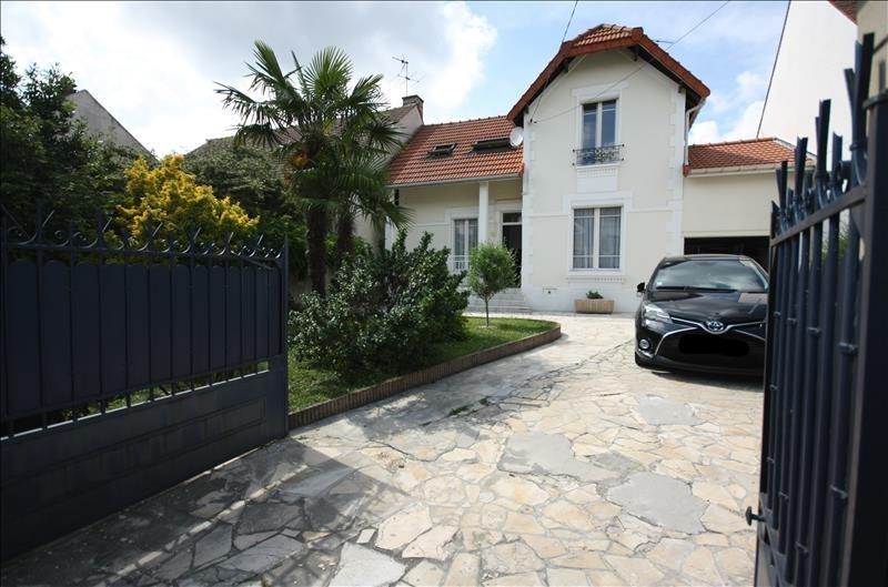 Vente maison / villa Savigny sur orge 420000€ - Photo 1