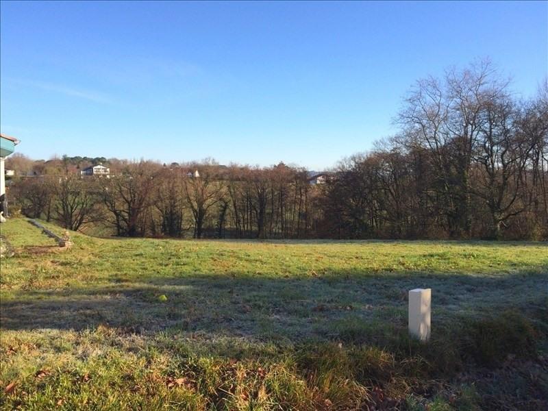 Vente terrain Arbonne 312000€ - Photo 2