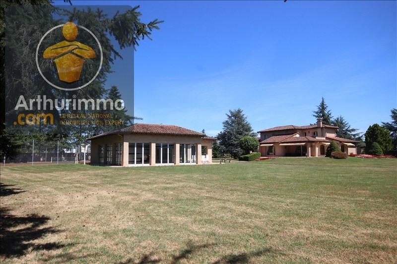 Vente de prestige maison / villa Montrond les bains 750000€ - Photo 1