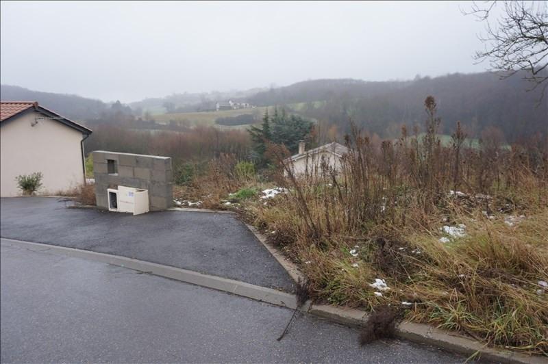 Vendita terreno Vienne 106000€ - Fotografia 3