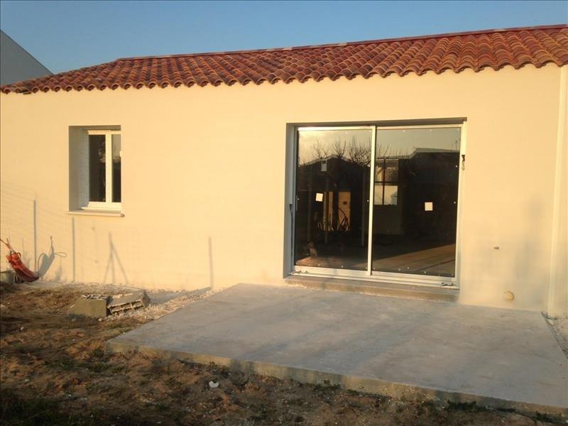 Rental house / villa La tranche sur mer 580€ CC - Picture 1