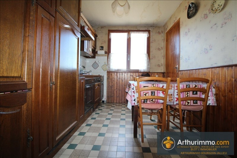 Sale apartment Bourgoin jallieu 79 000€ - Picture 3