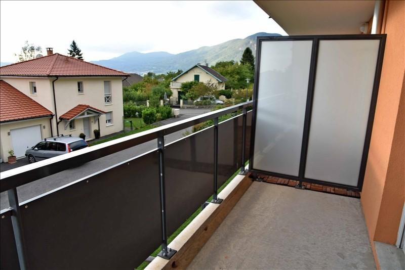 Rental apartment Collonges 783€ CC - Picture 2