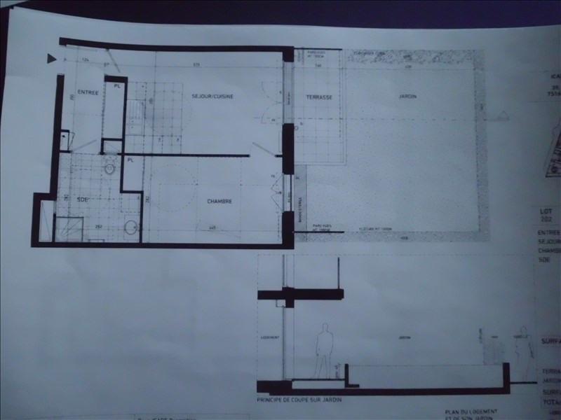 Sale apartment Rueil-malmaison 321000€ - Picture 2