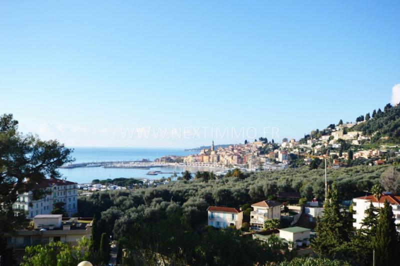 Immobile residenziali di prestigio appartamento Menton 710000€ - Fotografia 1