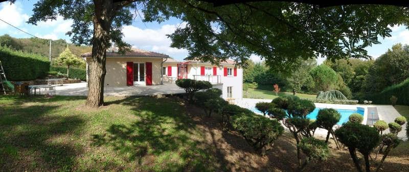 Vente maison / villa St romain en gal 499000€ - Photo 2