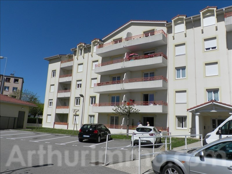 Sale apartment St marcellin 89 500€ - Picture 1