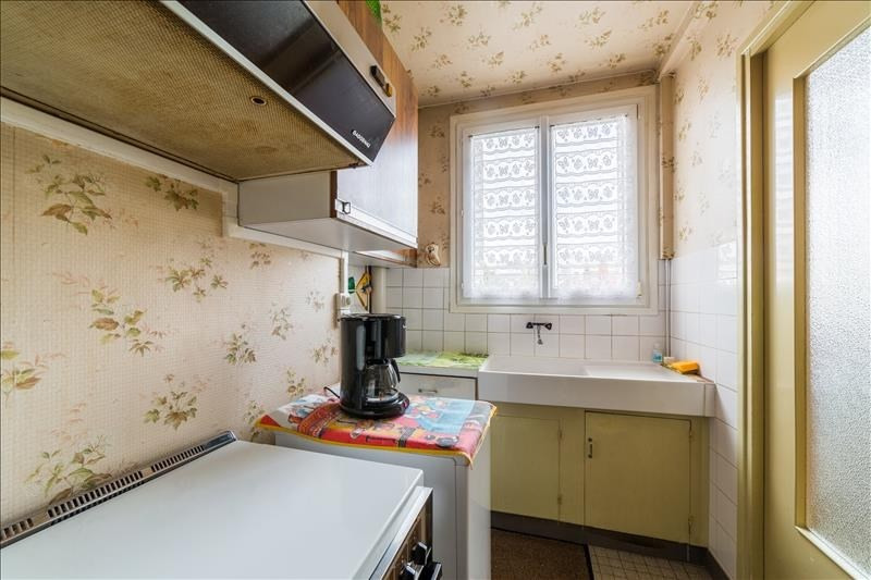 Venta  apartamento Paris 15ème 650000€ - Fotografía 4