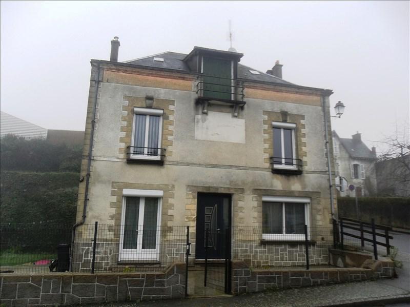 Vente maison / villa Pouance 132500€ - Photo 1