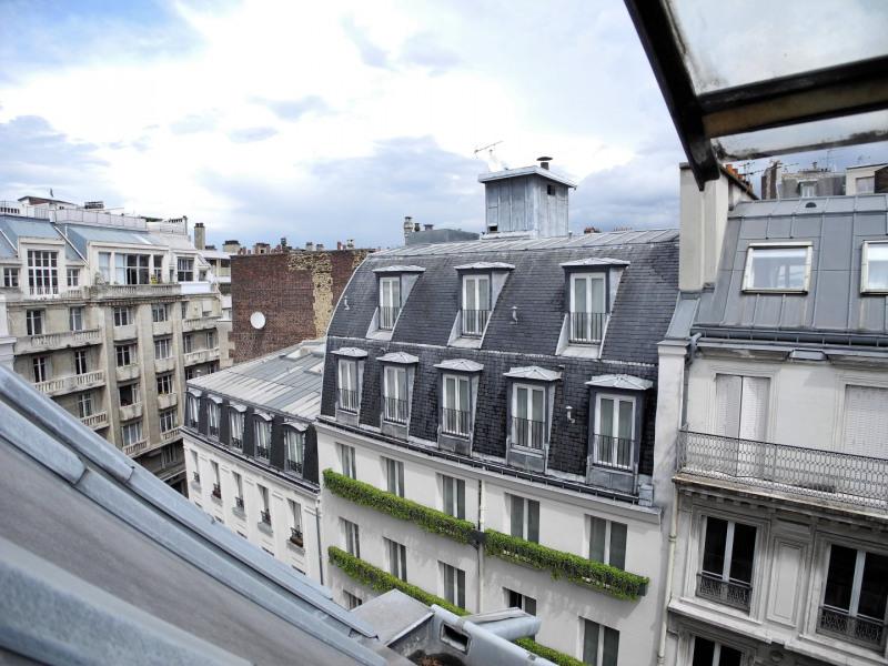 Vente appartement Paris 17ème 105000€ - Photo 6