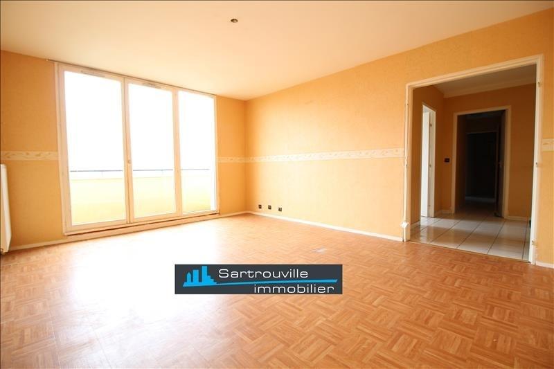 Revenda apartamento Sartrouville 176000€ - Fotografia 1