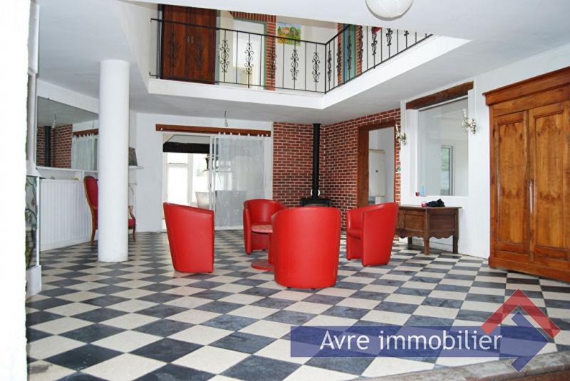 Sale house / villa Verneuil d'avre et d'iton 189000€ - Picture 2