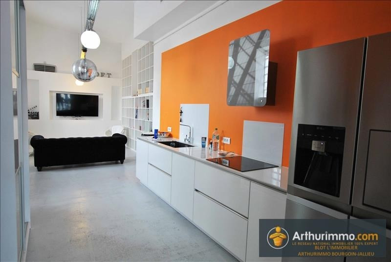 Sale apartment Bourgoin jallieu 273000€ - Picture 2