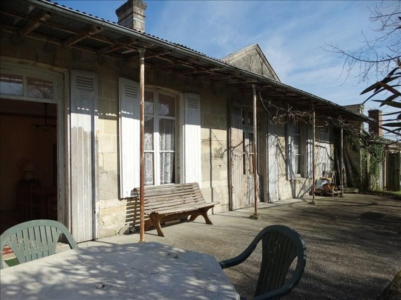 Vente maison / villa Margaux 262500€ - Photo 1