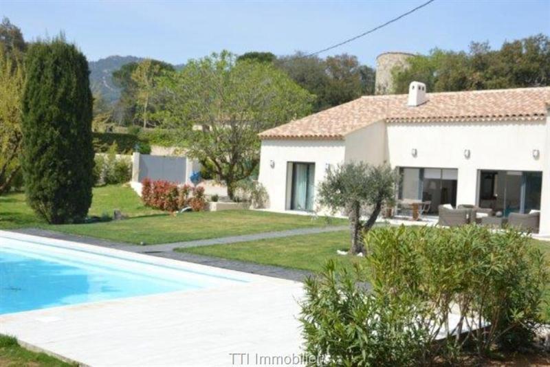 Sale house / villa Plan de la tour 980000€ - Picture 3