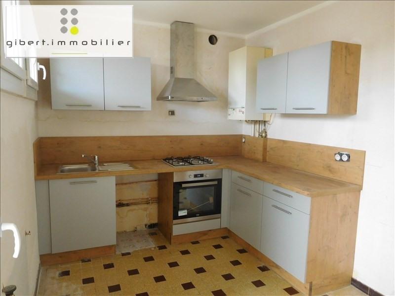 Rental apartment Le puy en velay 534,79€ CC - Picture 1