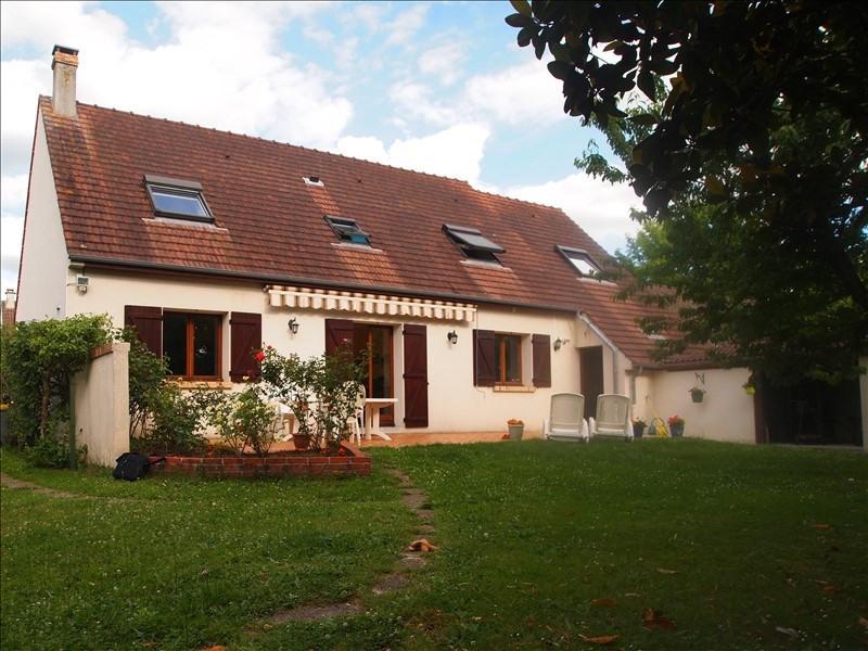 Sale house / villa Vulaines sur seine 341000€ - Picture 2