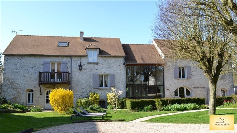 Sale house / villa Breuil bois robert 700 000€ - Picture 1
