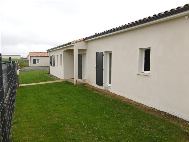 Vente maison / villa Villiers en plaine 245000€ - Photo 9