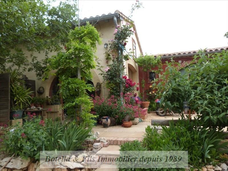 Vendita casa Mejannes le clap 255900€ - Fotografia 1