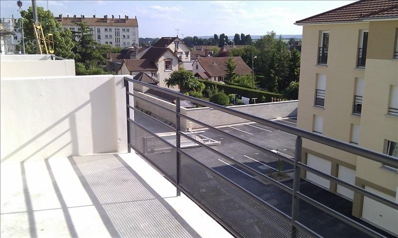 Rental apartment Sainte savine 640€ CC - Picture 4