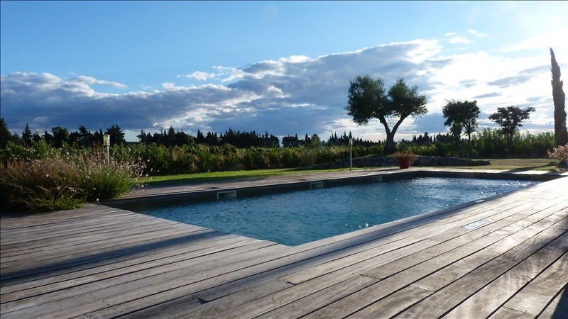 Sale house / villa Violes 525000€ - Picture 2