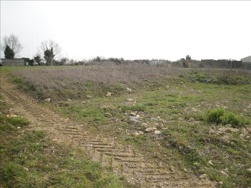 Sale site Chauray 94 000€ - Picture 1