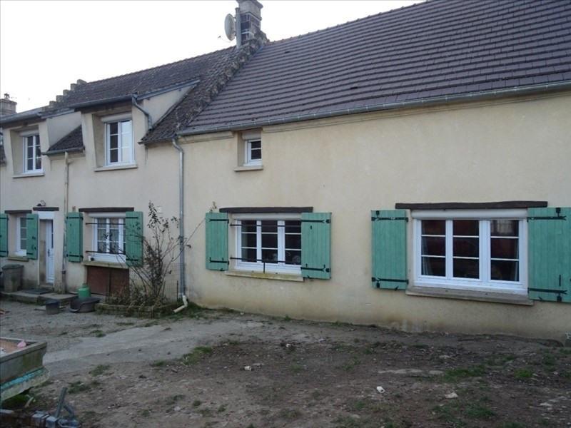 Sale house / villa Pierrefonds 222000€ - Picture 1