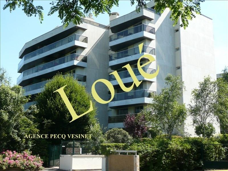 Location appartement Le pecq 1220€ CC - Photo 1