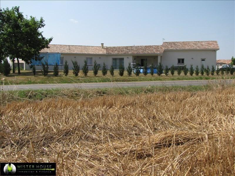 Verkoop  huis Montbeton 340000€ - Foto 1