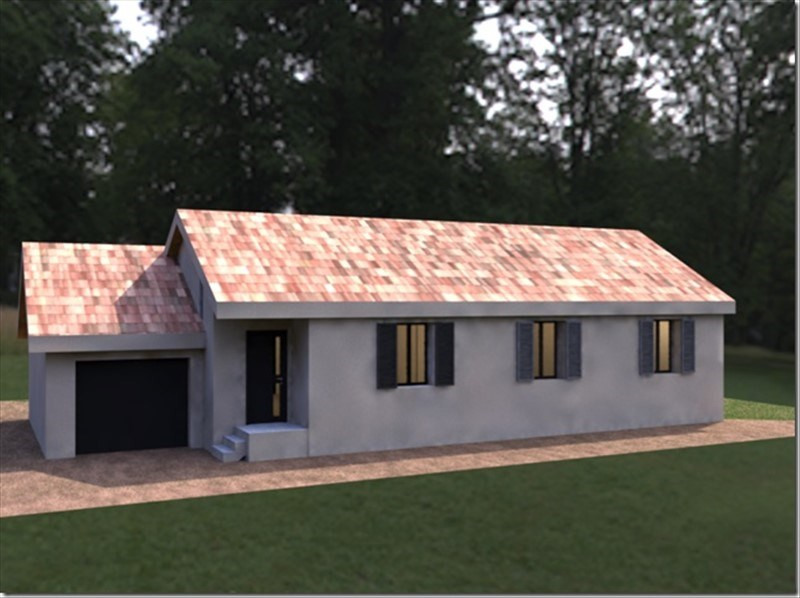 Vente maison / villa Mazan 259000€ - Photo 1