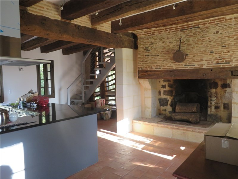 Sale house / villa St martial d artenset 275 000€ - Picture 2