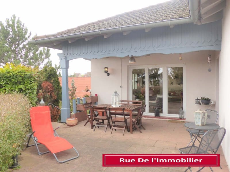 Deluxe sale house / villa Kuttolsheim 630 000€ - Picture 1