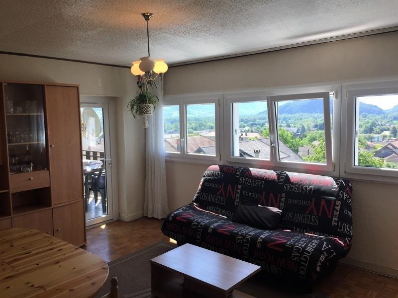 Sale apartment Culoz 95000€ - Picture 2