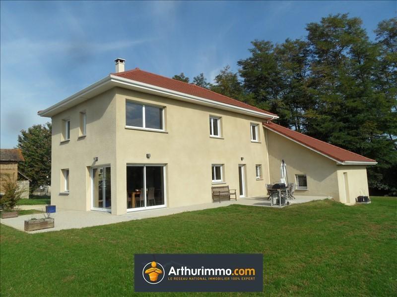Vente maison / villa Dolomieu 375000€ - Photo 1