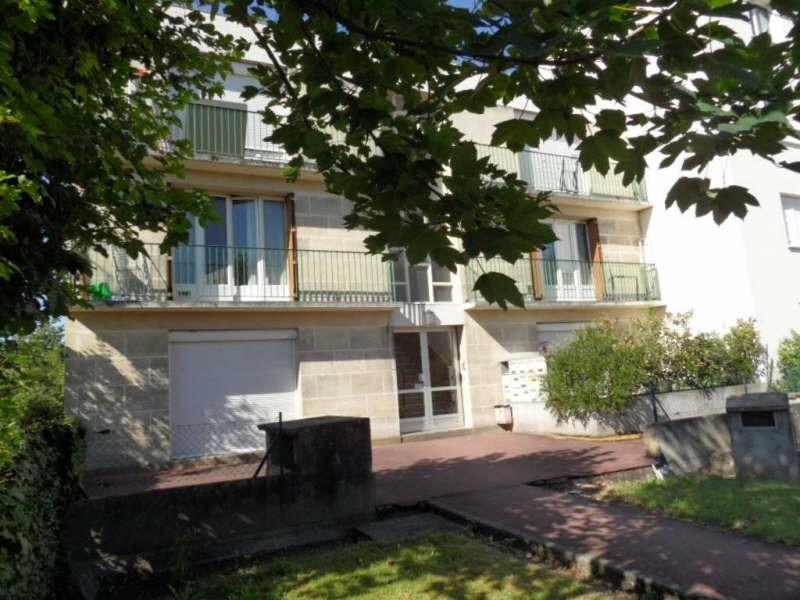 Rental apartment Sartrouville 570€ CC - Picture 1