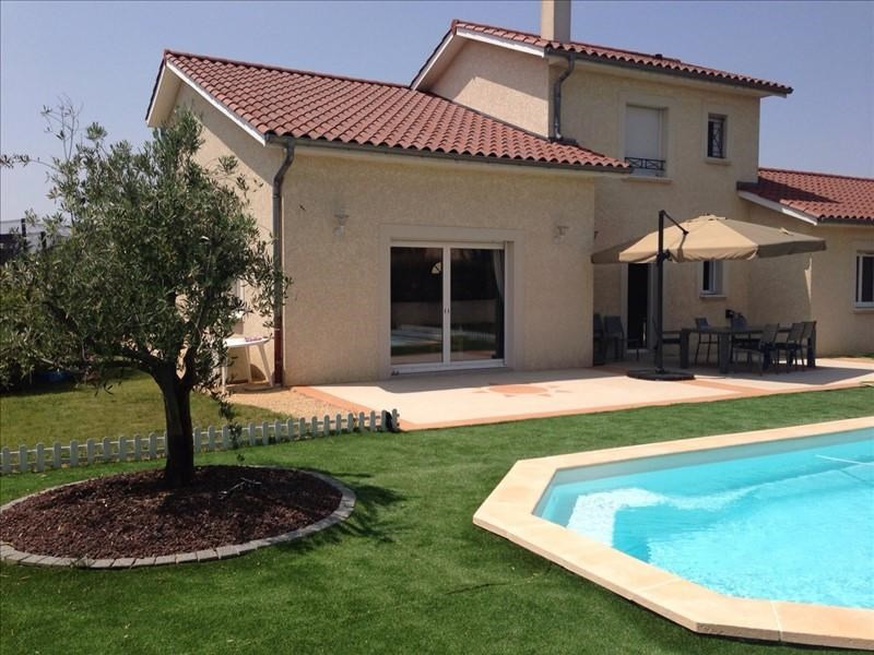 Vente maison / villa Vienne 519000€ - Photo 1