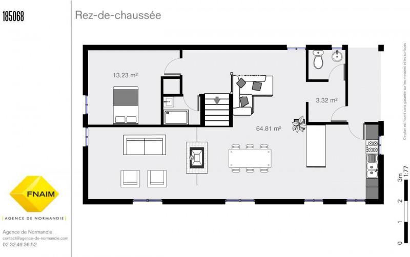 Sale house / villa Montreuil-l'argille 160000€ - Picture 3