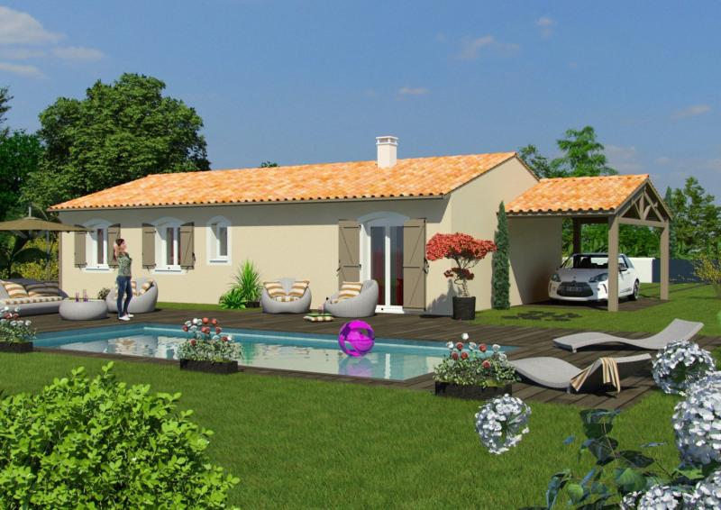 Maison  4 pièces + Terrain 618 m² Damiatte par maisons coté soleil