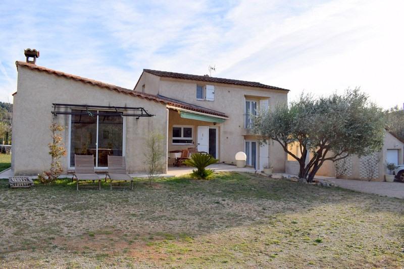 Vendita casa Seillans 483000€ - Fotografia 4