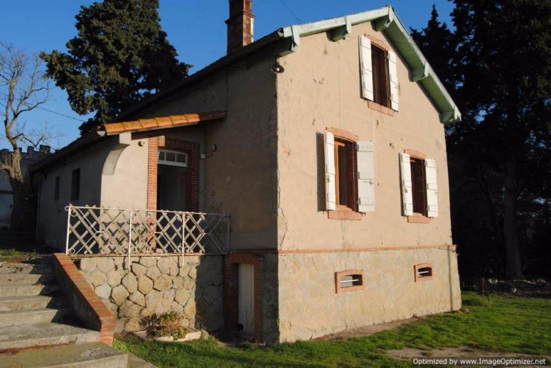 Maison de campagne (T4) avec jardin