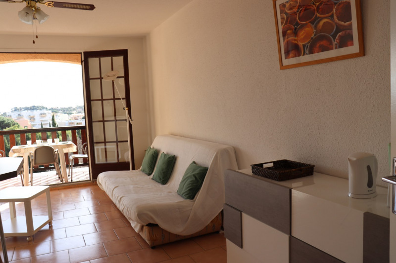 Vacation rental apartment Cavalaire 350€ - Picture 7