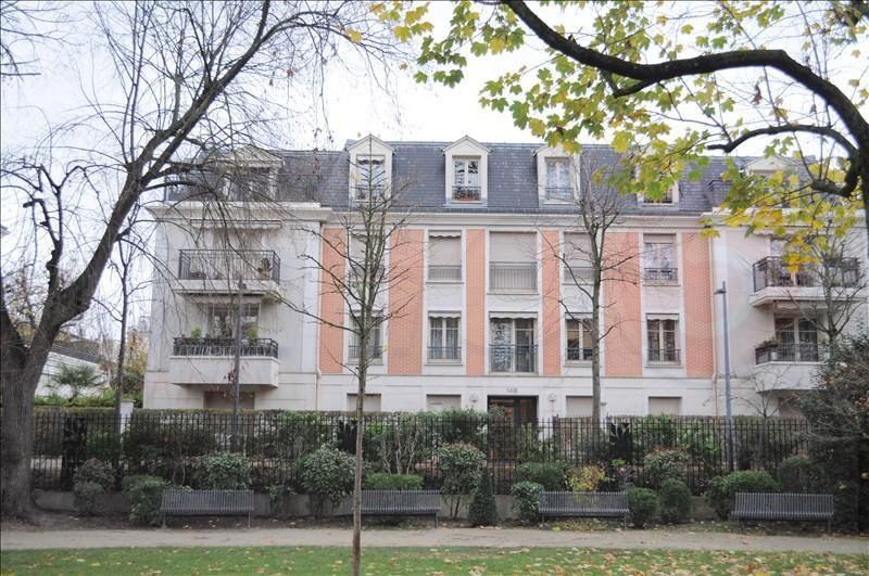 Vente appartement Le raincy 460000€ - Photo 1