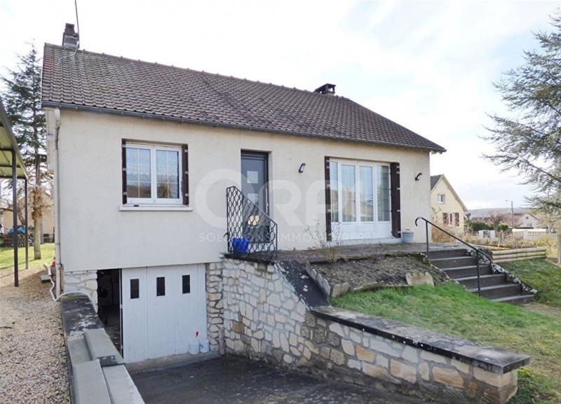 Maison Proche Les Andelys 10 min gare - sous-sol