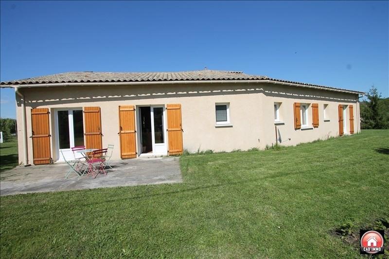 Vente maison / villa Lamonzie saint martin 191000€ - Photo 2