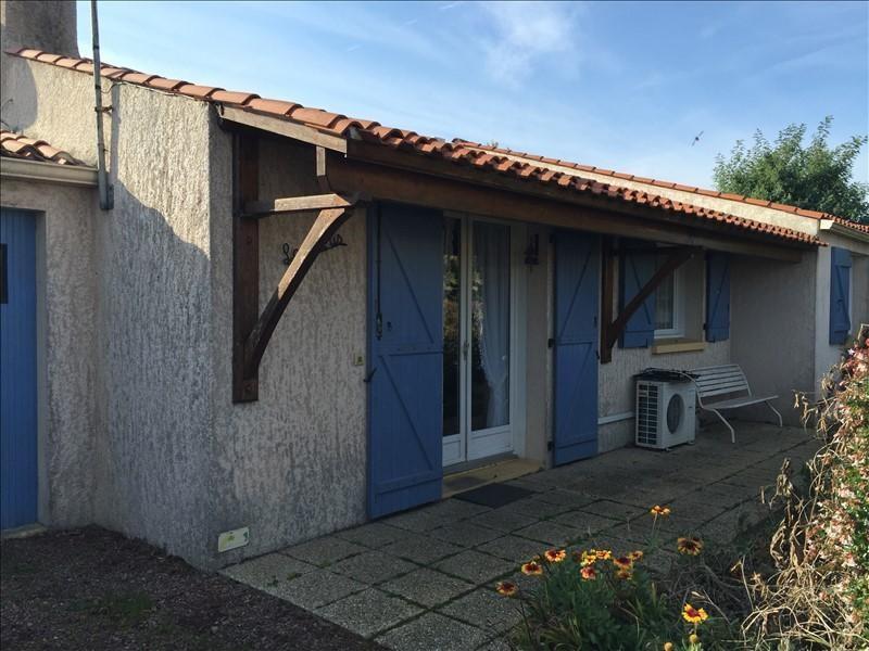 Sale house / villa Jard sur mer 208000€ - Picture 4