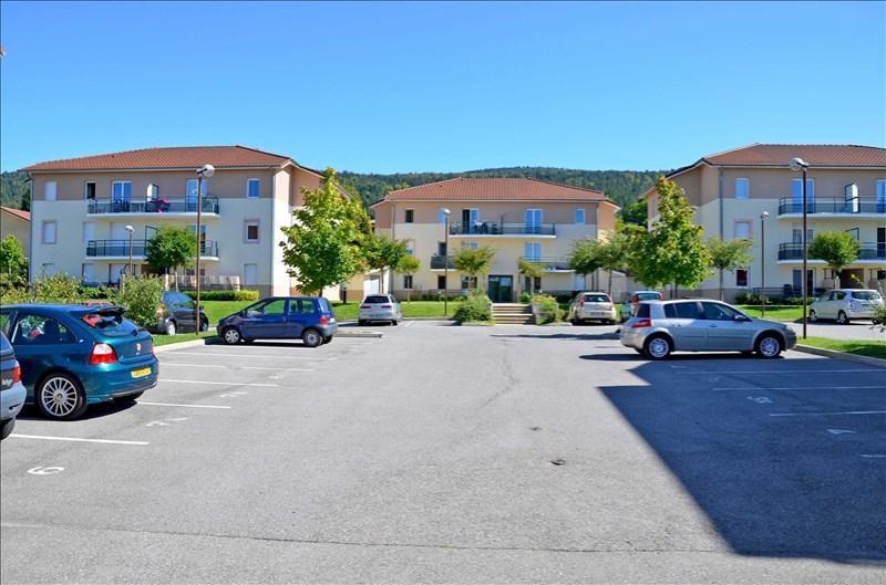 Rental apartment Arbent 590€ CC - Picture 1